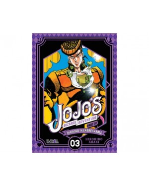 JOJO'S BIZARRE ADVENTURE. PARTE 4: DIAMOND IS UNBREAKABLE 03