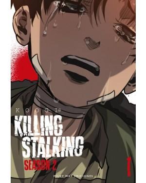 KILLING STALKING SEASON 2 Nº 01   (de 04)
