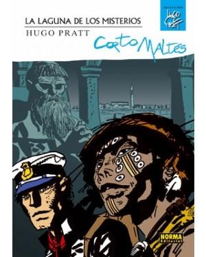 COLECCIÓN HUGO PRATT 03:  CORTO MALTÉS:  LA LAGUNA DE LOS MISTERIOS