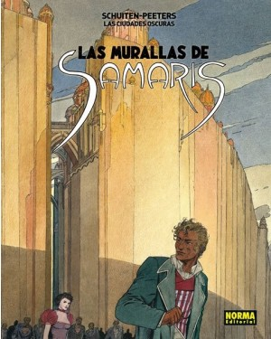 LAS CIUDADES OSCURAS 01. LAS MURALLAS DE SAMARIS