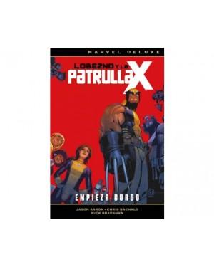 Marvel deluxe: LOBEZNO Y LA PATRULLA-X 01