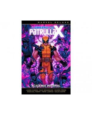 Marvel deluxe: LOBEZNO Y LA PATRULLA-X 04