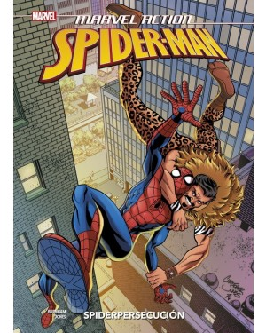 Marvel Action: SPIDERMAN 02: SPIDERSECUCIÓN