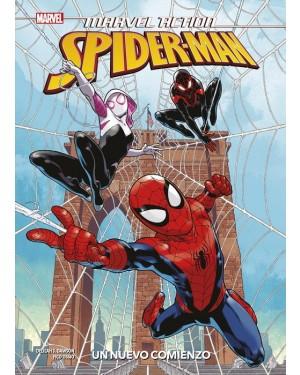 Marvel Action: SPIDERMAN 01: UN NUEVO COMIENZO