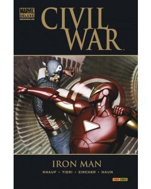 MARVEL DELUXE:  CIVIL WAR  IRON MAN