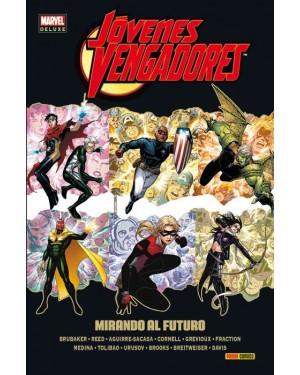 Marvel deluxe:  JOVENES VENGADORES 02: MIRANDO AL FUTURO
