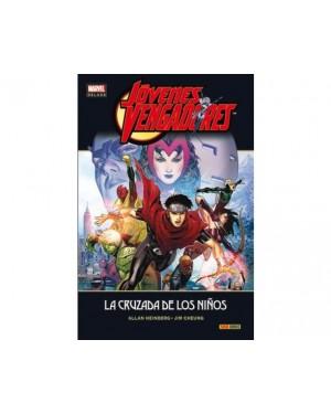 Marvel deluxe:  JOVENES VENGADORES 03: LA CRUZADA DE LOS NIÑOS