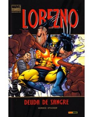 Marvel deluxe: LOBEZNO: DEUDA DE SANGRE
