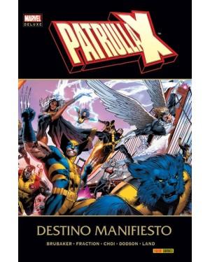 Marvel deluxe:  PATRULLA-X: DESTINO MANIFIESTO