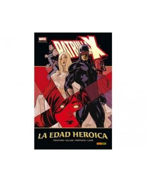 Marvel deluxe:  PATRULLA-X: LA EDAD HEROICA