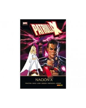Marvel deluxe:  PATRULLA-X: NACIÓN-X