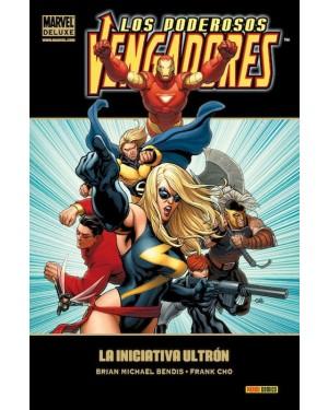 Marvel deluxe: LOS PODEROSOS VENGADORES 01:  LA INICIATIVA ULTRON