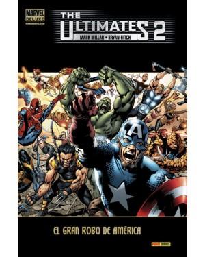 Marvel deluxe:  THE ULTIMATES 02:  EL GRAN ROBO DE AMËRICA