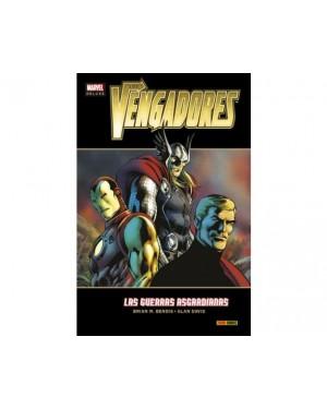 Marvel deluxe:  LOS VENGADORES LAS GUERRAS ASGARDIANAS