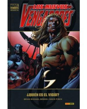 Marvel deluxe:  LOS NUEVOS VENGADORES 02:  ¿QUIÉN ES EL VIGÍA?