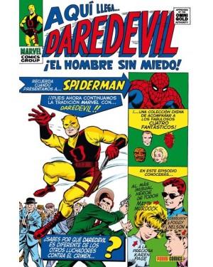 Marvel Gold Omnibus:  DAREDEVIL 01: EL HOMBRE SIN MIEDO