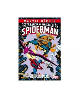 Marvel héroes 52: PETER PARKER, EL ESPECTACULAR SPIDERMAN: NOCHES DE NUEVA YORK