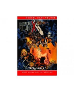 Marvel Now! Deluxe:  LA PATRULLA-X DE BRIAN MICHAEL BENDIS 05: CONTRA S.H.I.E.L.D.
