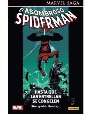 Marvel saga 06:  EL ASOMBROSO SPIDERMAN 02: HASTA QUE LAS ESTRELLAS SE CONGELEN