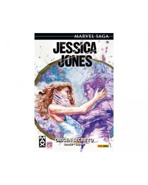 Marvel Saga 11:  JESSICA JONES 04: ORIGEN SECRETO
