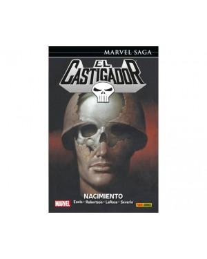 Marvel saga 14: EL CASTIGADOR 01: NACIMIENTO