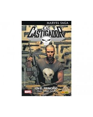 Marvel saga 17: EL CASTIGADOR 02: EN EL PRINCIPIO