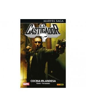 Marvel saga 21: EL CASTIGADOR 03: COCINA IRLANDESA