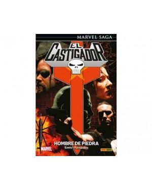 Marvel Saga 46:  EL CASTIGADOR 09: HOMBRE DE PIEDRA