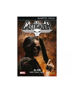 Marvel Saga 58:  EL CASTIGADOR 12: EL FIN
