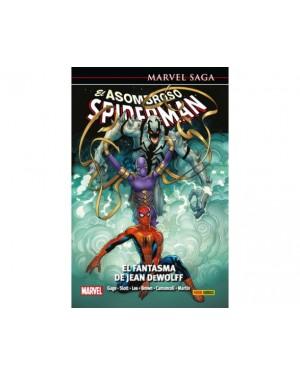 Marvel Saga 71:  EL ASOMBROSO SPIDERMAN 33: EL FANTASMA DE JEAN DEWOLFF