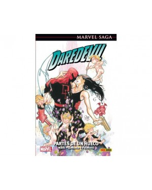 Marvel Saga 05:  DAREDEVIL 02: PARTES DE UN HUECO