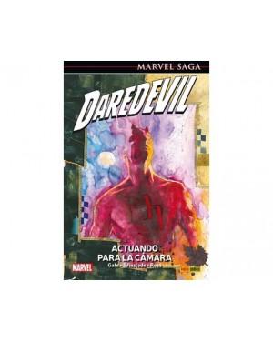 Marvel Saga 09:  DAREDEVIL 04: ACTUANDO PARA LA CÁMARA