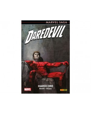 Marvel Saga 24:  DAREDEVIL 08: HARDCORE