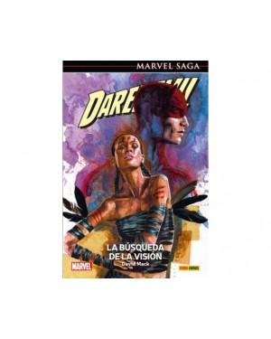 Marvel Saga 28:  DAREDEVIL 09 LA BÚSQUEDA DE LA VISIÓN