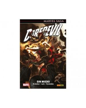Marvel Saga 64:  DAREDEVIL 18 SIN MIEDO