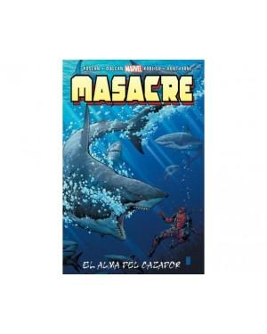 MASACRE 16: EL ALMA DEL CAZADOR