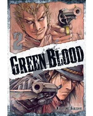 GREEN BLOOD 02   (de 05)