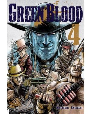 GREEN BLOOD 04   (de 05)