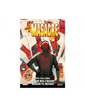 LAS MINIS DE MASACRE 03:   MASACRE MATA A MASACRE / MASACRE VS MATANZA