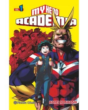 MY HERO ACADEMIA 01  (Planeta comic)