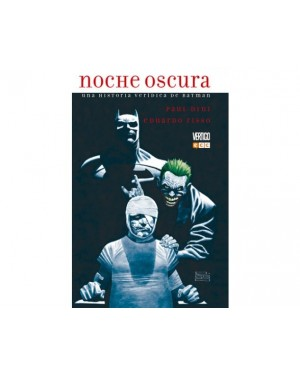 NOCHE OSCURA: UNA HISTORIA VERÍDICA DE BATMAN