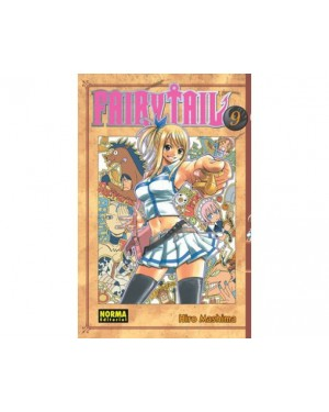 FAIRY TAIL 09