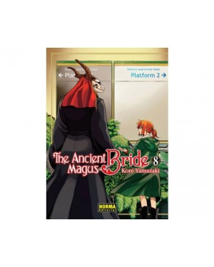 THE ANCIENT MAGUS BRIDE 08