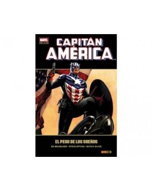 MARVEL DELUXE - CAPITÁN AMÉRICA 06
