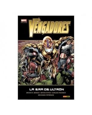 Marvel deluxe:  LOS VENGADORES 02 LA ERA DE ULTRÓN