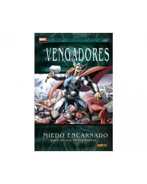 MARVEL DELUXE - LOS VENGADORES 03 MIEDO ENCARNADO