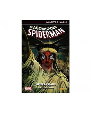 Marvel Saga 73:  EL ASOMBROSO SPIDERMAN 34: SPIDER-ISLAND