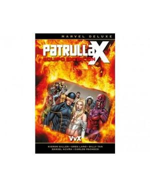 Marvel deluxe:  PATRULLA-X: EQUIPO EXTINCIÓN 02. VvX