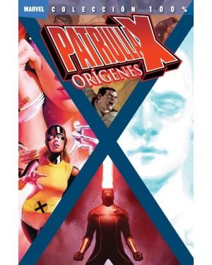 Colección 100% Marvel: PATRULLA X ORÍGENES 02