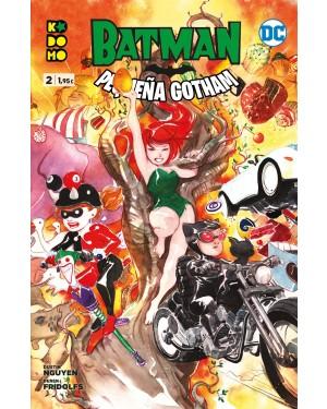 """""""Batman: Pequeña Gotham núm. 02 (de 12) """""""